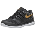 Nike Air Zoom Vapor X Black/Gold Womens Shoe