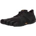 Vibram Mens V-Alpha Black Hiking Shoe
