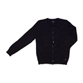 Tommy Hilfiger Womens Buttondown Crewneck Cardigan