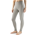 David Archy Womens Light Weight Base Layer High Elastic Activewear Leggings