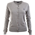 Polo Ralph Lauren Womens Pima Cotton Cardigan