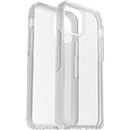 OtterBox Symmetry Clear Series Case for iPhone 12 & iPhone 12 Pro - Stardust (Silver Flake/Clear)