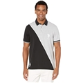 U.S. POLO ASSN. Diagonal Color Block Polo