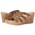 Crocs A-Leigh Snake Pattern Sandal Wedge