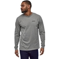 파타고니아 Patagonia Fitz Roy Trout Long-Sleeve Responsibili-T-Shirt - Mens