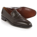 A. Testoni Slip-On Loafers - Leather (For Men)