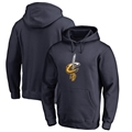 Cleveland Cavaliers Fanatics Branded Big & Tall Gradient Logo Pullover Hoodie - Navy