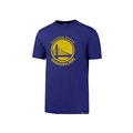 Golden State Warriors 47 NBA Mens Primary Logo Club T-shirt