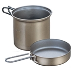Evernew Titanium Non-Stick Deep Pot w/ Free Shipping ? 2 models