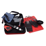 MSR Alpine Deluxe Kitchen Set 5337, Application: Cooking, Weight: 1.4, Packed Size: 9.0 x 6.0 x 2.75 in / 22.9 x 15.2 x 7.0 cm,