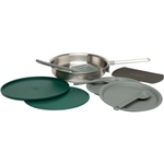 Stanley Adventure Fry Pan Set 10-02658-012, Application: Camping, Additional Features: Crafted from the highest quality materials, Nesting System,