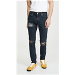 Levis Red Tab 511 Slim in Fennel Print