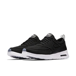 NIKE Womens Air Max Thea Ultra SI Black/Black-White-Glacier Blue 881119-003