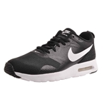 NIKE Womens Air Max Tavas Running Shoes Black White 916791 001