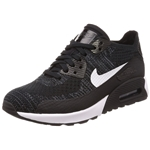NIKE Womens Air Max 90 Ultra 2.0 Flyknit Casual Shoe