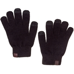 Timberland Mens Commuter Texting Gloves w/Touchscreen Conductivity