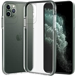ismabo Case for iPhone 11 Pro 5.8 inch Phone Case [Military Grade Drop Tested] Shockproof Hybrid Case, Anti-Scratch Thin Clear Hard Protective Case for iPhone 11 Pro 5.8 inch - Mid
