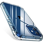 FLOVEME iPhone 12 Case iPhone 12 Pro Phone Cases Clear - 6.1inch Heavy Duty 2 in 1 Case Compatible for iPhone 12 iPhone 12 Pro 2020 5G Shockproof Bumper Cover