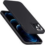 ESR Cloud Series Compatible with iPhone 12 Case/Compatible with iPhone 12 Pro Case, Liquid Silicone Case (2020) [Comfortable Grip] [Screen & Camera Protection] [Shock-Absorbing], 6