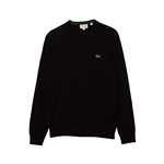 Lacoste Long Sleeve Crew Neck Sweater