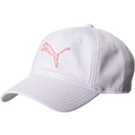 PUMA Evercat Enola Mesh Adjustable Cap (White)