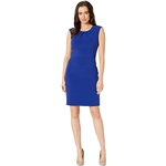 Tahari by ASL Crepe Sheath Dress