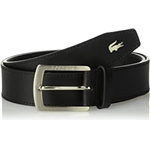 Lacoste Mens Thick Buckle Belt