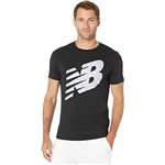 New Balance Graphic Heathertech Tee