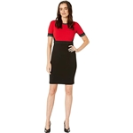 Tommy Hilfiger Color Block Sheath Dress