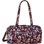 Vera Bradley Iconic Small Travel Duffel