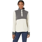 The North Face Mountain 1/4 Zip Snap Sweatshirt
