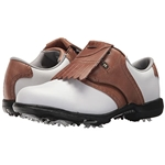 FootJoy DryJoys Cleated Traditional Blucher Saddle