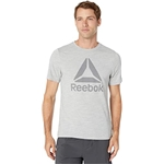 Reebok Training Essentials Marble Big Logo Tee