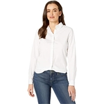 U.S. POLO ASSN. Long Sleeve Solid Woven Shirt