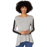 BCBGMAXAZRIA Long Sleeve Knit Top