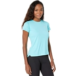 ASICS Run Silver Short Sleeve Top