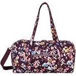 Vera Bradley Iconic Medium Travel Duffel