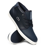 Lacoste ampthill 120 leather sneakers