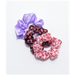 Zumiez Married To The Mob Bitch In A Box 3 Pack Scrunchies