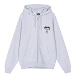 Stussy World Tour Zip Hood