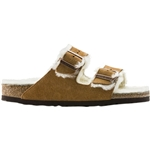 Birkenstock Arizona Shearling Lined Sandal - Womens