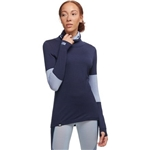 Mons Royale Cornice Rollover Long-Sleeve Top - Womens