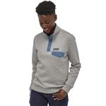 Patagonia Organic Cotton Quilt Snap-T Pullover Sweatshirt - Womens