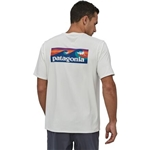 Patagonia Capilene Cool Daily Graphic Short-Sleeve Shirt - Mens