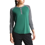 The North Face In-A-Flash Raglan Long-Sleeve T-Shirt - Womens