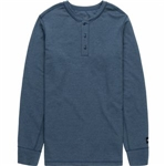 The North Face Terry Long-Sleeve Henley Shirt - Mens