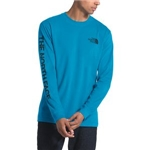 The North Face Brand Proud Cotton Long-Sleeve T-Shirt - Mens