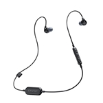 Shure SE112-K-BT1 Wireless Sound Isolating Earphones with Bluetooth Enabled Communication Cable