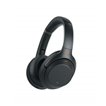 Sony WH1000XM3 Wireless Industry Leading Noise Canceling Over Ear Headphones, Black (WH-1000XM3/B) (2018 model)