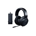 Razer Kraken Tournament Edition: THX Spatial Audio - Full Audio Control - Cooling Gel-Infused Ear Cushions - Gaming Headset Works with PC, PS4, Xbox One, Switch, & Mobile Devices -